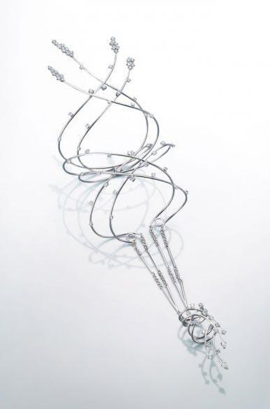 想学珠宝设计,但是不会画画,现在要高考了,可以先学珠宝鉴定吗?图片